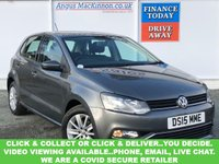 USED 2015 15 VOLKSWAGEN POLO 1.2 SE TSI DSG 5d Petrol Family Hatchback AUTO. Recent Service plus MOT now Ready to Finance and Drive Away Today INCREDIBLE LOW MILEAGE FOR AGE