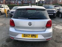 USED 2017 17 VOLKSWAGEN POLO 1.2 MATCH EDITION TSI DSG 5d Petrol Family Hatchback AUTO. Recent Service plus MOT now Ready to Finance and Drive Away Today PERFECT AUTO HATCHBACK WITH ONE FORMER OWNER AND A GOOD SERVICE HISTORY