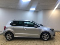 USED 2017 17 VOLKSWAGEN POLO 1.2 MATCH EDITION TSI DSG 5d Petrol Family Hatchback AUTO. Recent Service plus MOT & New Handbrake Cable now Ready to Finance and Drive Away Today PERFECT AUTO HATCHBACK WITH ONE FORMER OWNER AND A GOOD SERVICE HISTORY