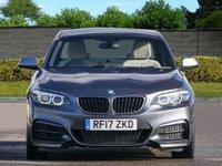 USED 2017 17 BMW 2 SERIES 3.0 M240I 2d 335 BHP