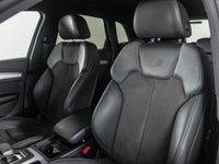 USED 2018 18 AUDI Q5 2.0 TDI QUATTRO S LINE 5d AUTO 188 BHP SAT NAV- PARKING SENSORS -BLUETOOTH
