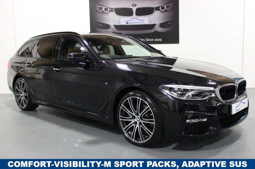 USED 2017 17 BMW 5 SERIES 530d xDrive M Sport Touring 5dr BIG SPEC