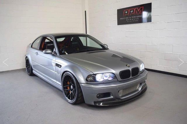 2005 05 BMW M3 3.2 M3 - ESS Supercharged