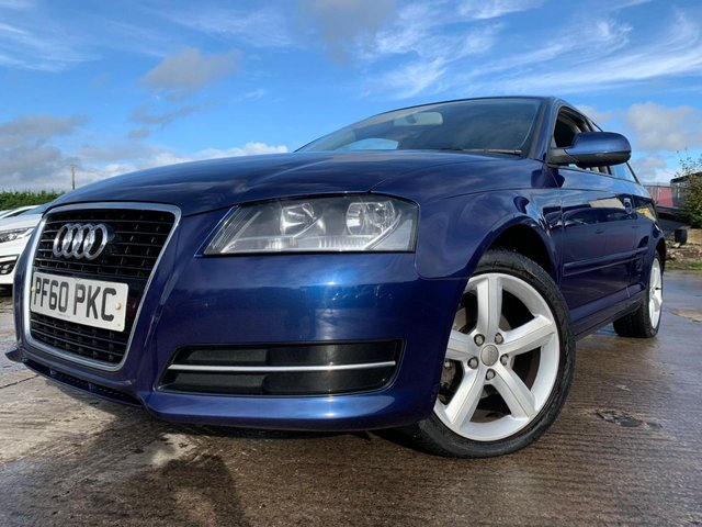 USED 2010 60 AUDI A3 1.6 MPI TECHNIK 3d 101 BHP WILL COME WITH 12 MONTHS MOT-1 FORMER KEEPER+2 KEYS+FULL SERVICE HISTORY+BOSE SOUND SYSTEM+ALLOY WHEELS+MEDIA+ELECTRIC WINDOWS+CLIMATE CONTROL+CRUISE CONTROL+SPOILER+NEW TIMING BELT REPLACED OCTOBER 2019+