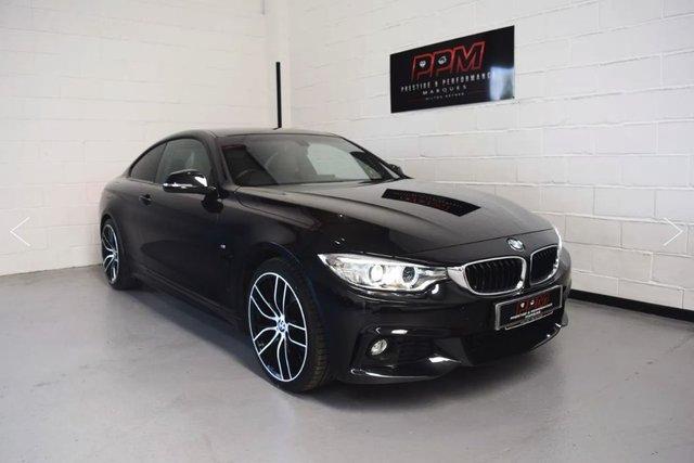 2016 66 BMW 4 SERIES 2.0 420D M SPORT