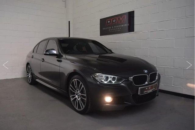 2014 63 BMW 3 SERIES 335 D M-Sport