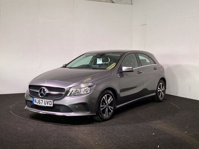 USED 2017 67 MERCEDES-BENZ A-CLASS 1.5 A 180 D SE 5d 107 BHP CLICK & COLLECT + DELIVERY AVAILABLE ON THIS VEHICLE