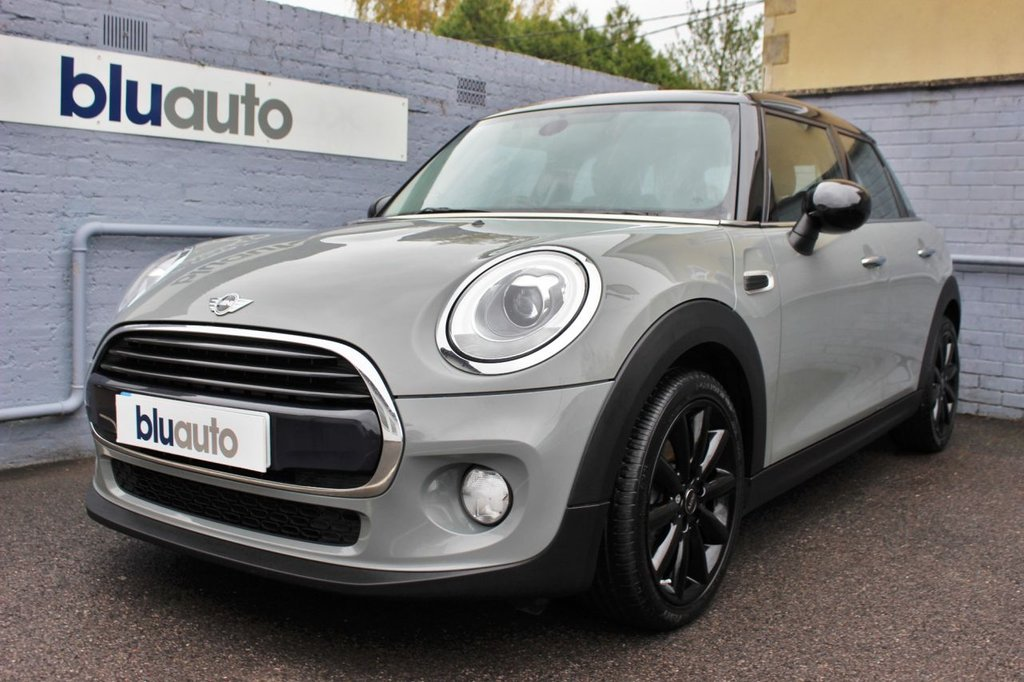 USED 2017 17 MINI HATCH COOPER 1.5 COOPER D 5d 114 BHP Full Mini Servicing, Over £2000 of Extras, Low Running Costs