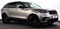 "USED 2017 67 LAND ROVER RANGE ROVER VELAR 2.0 D240 R-Dynamic SE Auto 4WD (s/s) 5dr £6k Extra's, 22""s, Black Pack"
