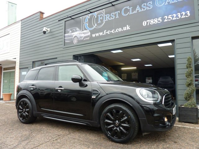 2017 67 MINI COUNTRYMAN 1.5 COOPER 5d 134 BHP