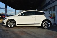 USED 2013 13 VOLKSWAGEN SCIROCCO 2.0 GT TDI BLUEMOTION TECHNOLOGY 2d 140 BHP FINANCE FROM £229 PER MONTH £0 DEPOSIT