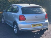 USED 2013 13 VOLKSWAGEN POLO 1.2 MATCH TDI 5d SERVICE HISTORY, MOT UNTIL OCTOBER 2021, ELECTRIC HEATED MIRRORS, AIR CONDITIONING