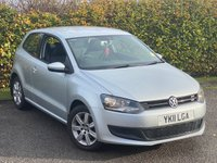 USED 2011 11 VOLKSWAGEN POLO 1.4 SE DSG 3dr AUTOMATIC * 12 MONTHS FREE AA MEMBERSHIP * 128 POINT AA INSPECTED *