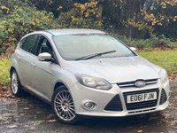 USED 2011 61 FORD FOCUS 1.6 ZETEC TDCI 5d 113 BHP GREAT VALUE FOR MONEY DIESEL HATCHBACK