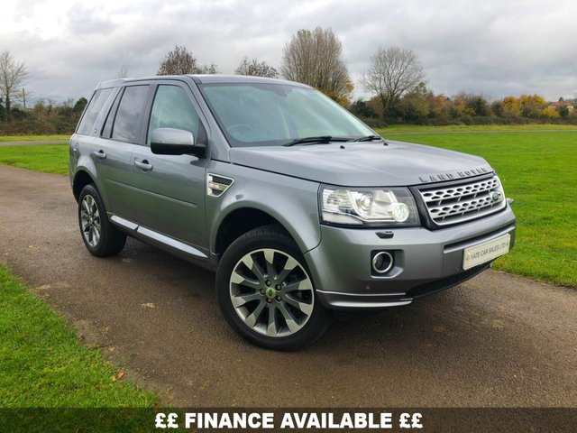 2013 13 LAND ROVER FREELANDER 2 2.2 SD4 HSE LUXURY 5d 190 BHP (FREE 2 YEAR WARRANTY)