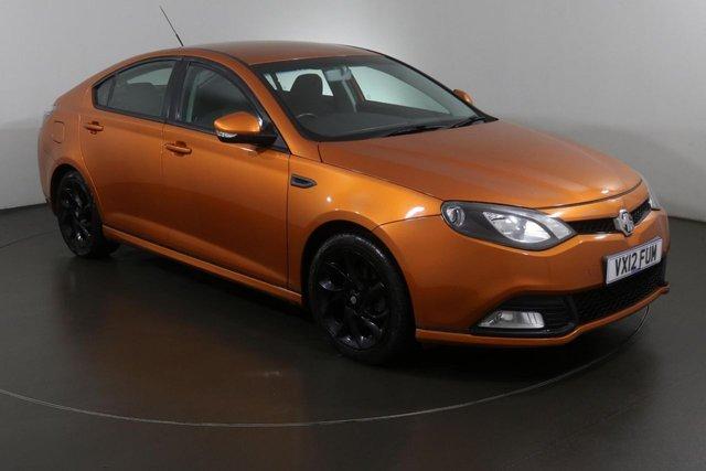 2012 12 MG 6 1.8 SE GT 5d 160 BHP ULEZ EXEMPT
