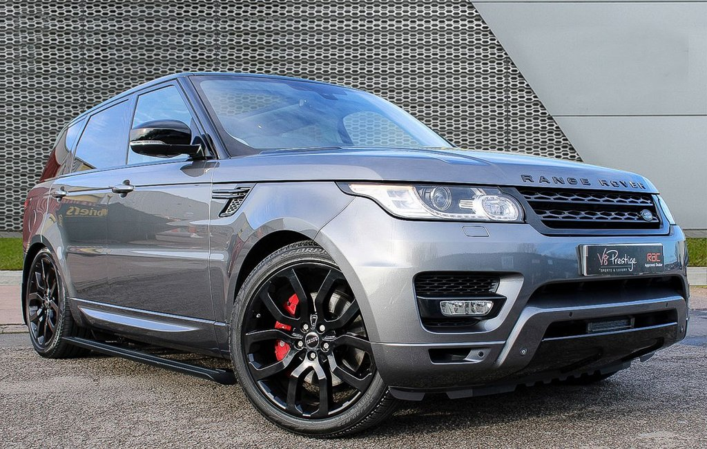 USED 2015 15 LAND ROVER RANGE ROVER SPORT 3.0 SDV6 HSE DYNAMIC 5d 306 BHP