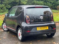 USED 2017 17 VOLKSWAGEN UP 1.0 UP BY BEATS 3d 74 BHP FABULOUS CONDITION STARTER CAR