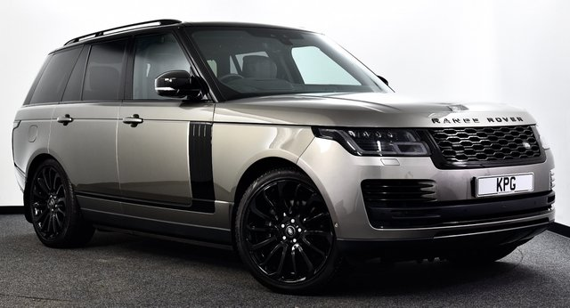 USED 2018 18 LAND ROVER RANGE ROVER 5.0 P525 V8 Autobiography Auto 4WD (s/s) 5dr £127k New with £19k Extra's +