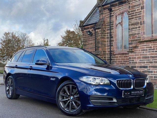 2016 66 BMW 5 SERIES 2.0 520D SE TOURING 5d 188 BHP