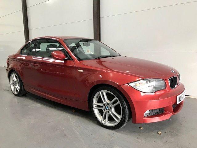 2010 59 BMW 1 SERIES 2.0 120D M SPORT 2d 175 BHP
