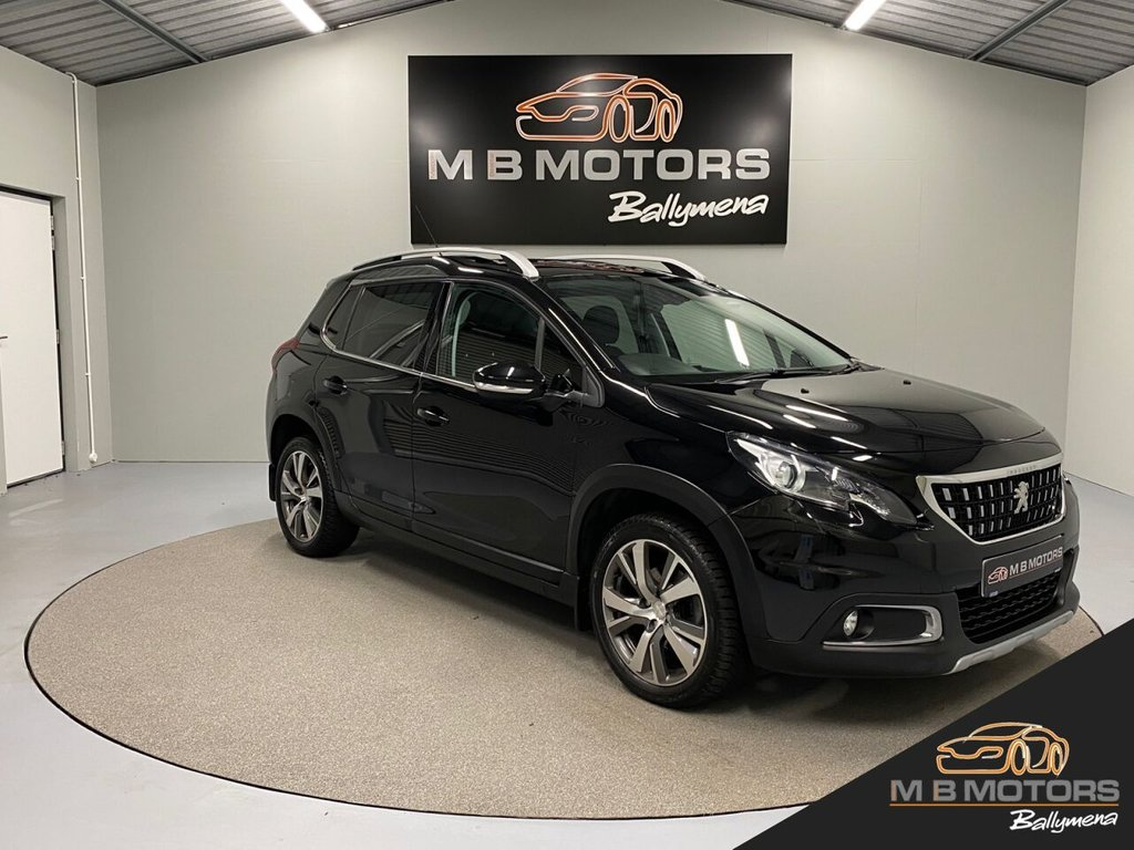 USED 2018 PEUGEOT 2008 ALLURE 1.6 BLUE HDI 5d 101 BHP