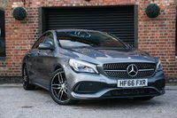 USED 2016 66 MERCEDES-BENZ CLA 2.1 CLA 200 D AMG LINE 4d 134 BHP