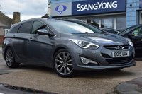 USED 2015 15 HYUNDAI I40 1.7 CRDI PREMIUM 5d 138 BHP FINANCE FROM £169 PER MONTH £0 DEPOSIT