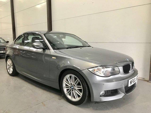 2010 60 BMW 1 SERIES 2.0 118D M SPORT 2d 141 BHP