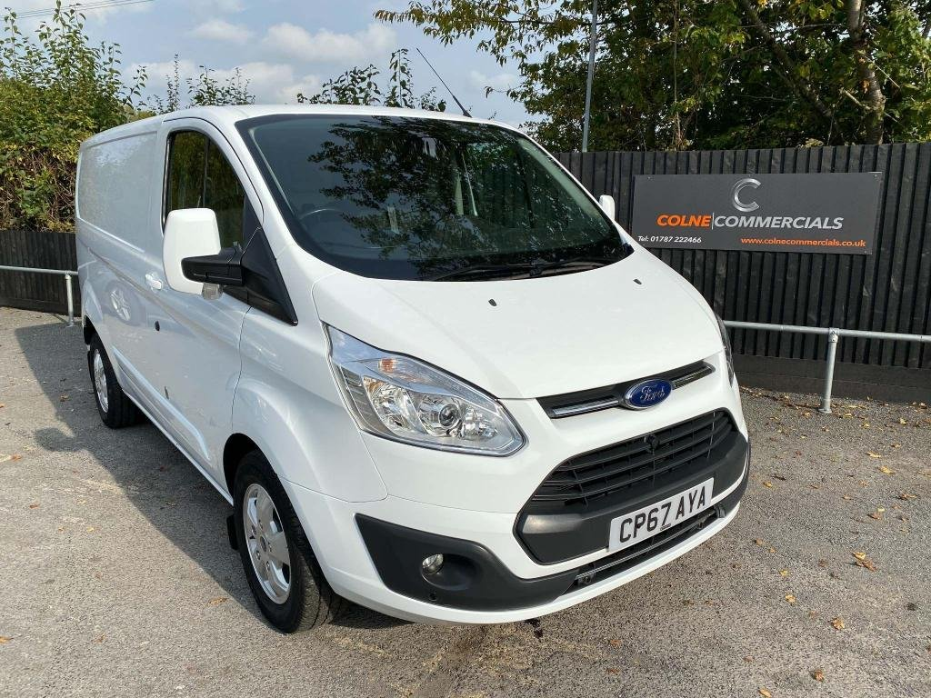 USED 2017 67 FORD TRANSIT CUSTOM 2.0 TDCi 290 Limited L1 H1 5dr **EURO 6**AIR CONDITIONING**