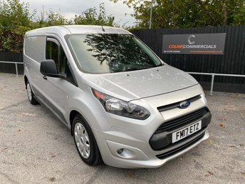 2017 FORD TRANSIT CONNECT 1.5 TDCi 210 Trend L2 5dr £13950.00