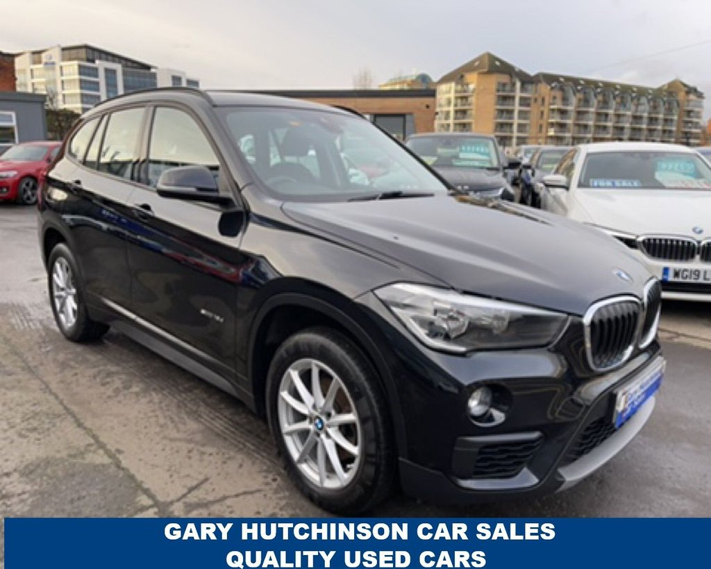 USED 2017 67 BMW X1 SDRIVE 18d 5d 148 BHP