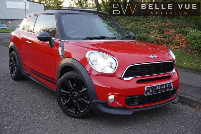 "USED 2014 14 MINI COOPER 1.6 COOPER S 3d 184 BHP *JOHN COOPER WORKS STEERING WHEEL, FULL LEATHER, 18"" ALLOYS!*"