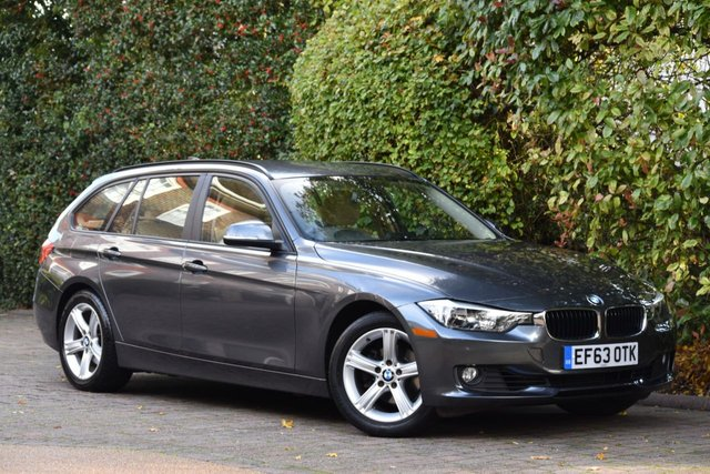 2014 63 BMW 3 SERIES 2.0 320I SE TOURING 5d 181 BHP
