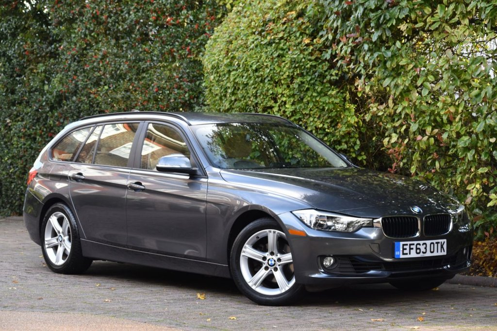 USED 2014 63 BMW 3 SERIES 2.0 320I SE TOURING 5d 181 BHP