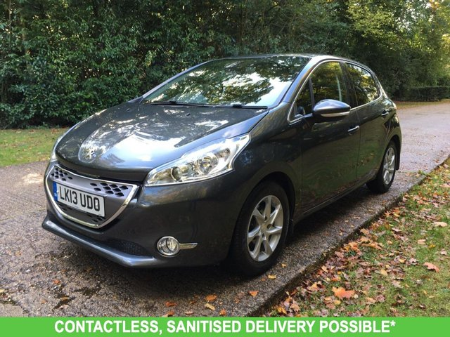 USED 2013 13 PEUGEOT 208 1.4 E-HDI ALLURE 5d 68 BHP DIESEL AUTO.VERY NICE CAR. FINANCE ME TODAY-DELIVERY POSSIBLE PX WELCOME