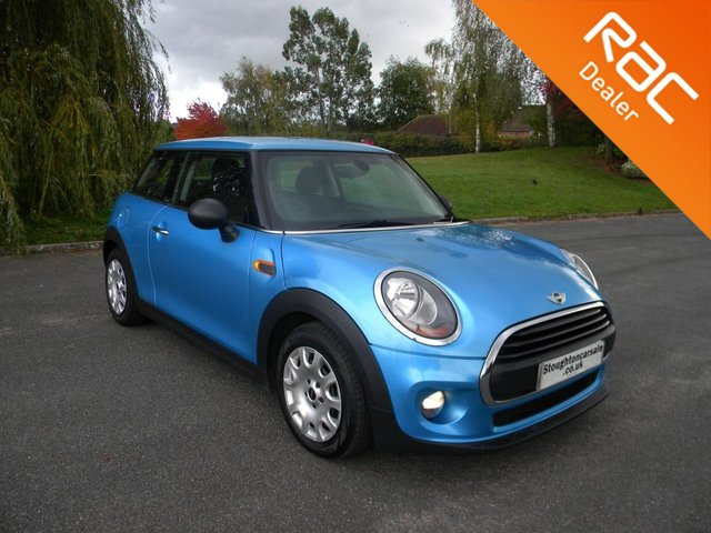 USED 2017 67 MINI HATCH ONE 1.2 ONE 3d 101 BHP BY APPOINTMENT ONLY - Nice Colour 3 Door Automatic Petrol! DAB, Aux Input, Air Con