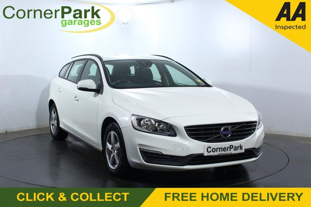 USED 2015 15 VOLVO V60 1.6 D2 BUSINESS EDITION 5d 113 BHP