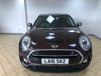 USED 2016 16 MINI CLUBMAN 2.0 COOPER SD 5d Family Estate AUTO with Massive High Spec and Great Colour Combo.Recent Service plus MOT & 2 New Runflat Tyres now Ready to Finance and Drive Away Today 1 Former Keeper
