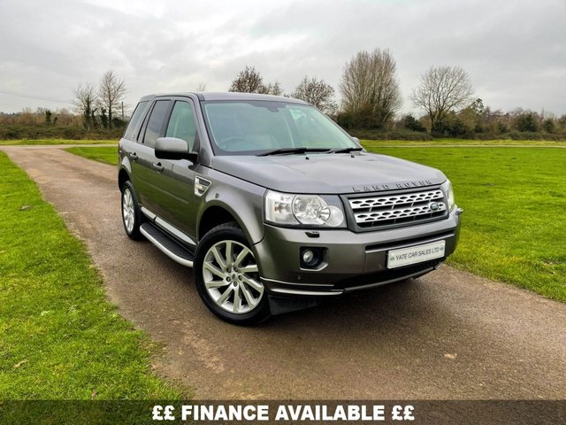 2011 60 LAND ROVER FREELANDER 2 2.2 SD4 HSE 5d 190 BHP (FREE 2 YEAR WARRANTY)