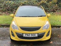 USED 2011 VAUXHALL CORSA 1.2 LIMITED EDITION 3d 83 BHP SATELLITE NAVIGATION, FULL TOUCHSCREEN MEDIA
