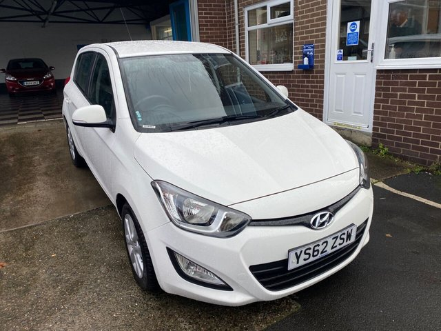 View our HYUNDAI I20