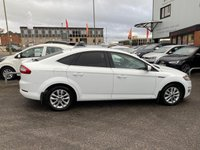 USED 2013 63 FORD MONDEO 1.6 ZETEC BUSINESS EDITION 5d 158 BHP