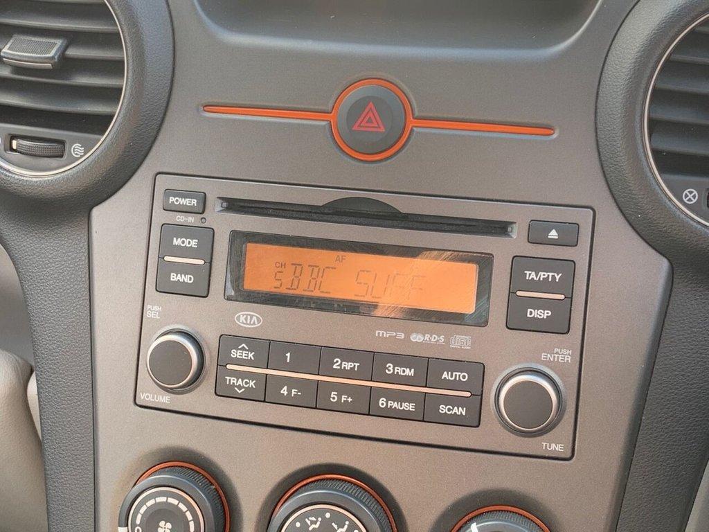 USED 2008 57 KIA CARENS 2.0 GS CRDI 5d 138 BHP