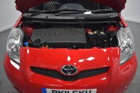 USED 2011 11 TOYOTA YARIS 1.3 T SPIRIT MM VVT-I 5d 99 BHP (9 STAMP SERVICE HISTORY - £30 ROAD TAX)