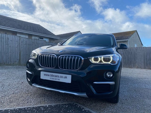 2016 66 BMW X1 2.0 XDRIVE20D XLINE 5Dr 190 BHP