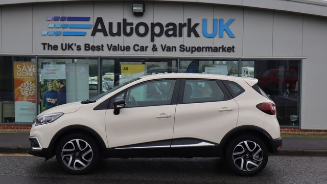 USED 2018 18 RENAULT CAPTUR 0.9 DYNAMIQUE NAV TCE 5d 90 BHP . LOW DEPOSIT OR NO DEPOSIT FINANCE AVAILABLE . COMES USABILITY INSPECTED WITH 30 DAYS USABILITY WARRANTY + LOW COST 12 MONTHS USABILITY WARRANTY AVAILABLE FOR ONLY £199 (DETAILS ON REQUEST). ALWAYS DRIVING DOWN PRICES . BUY WITH CONFIDENCE . OVER 1000 GENUINE GREAT REVIEWS OVER ALL PLATFORMS FROM GOOD HONEST CUSTOMERS YOU CAN TRUST .