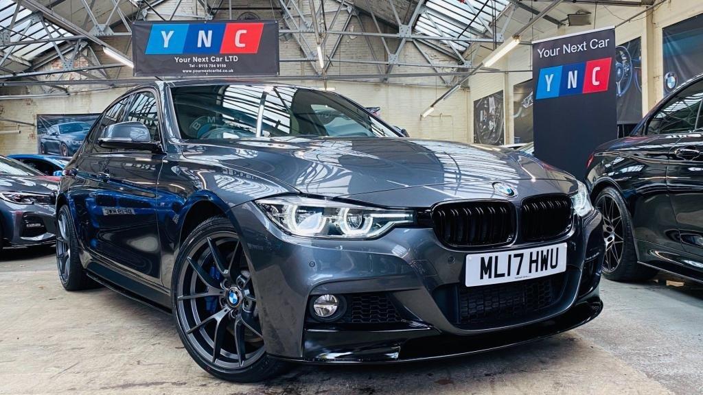 USED 2017 17 BMW 3 SERIES 3.0 335d M Sport Auto xDrive (s/s) 4dr PERFORMANCEKIT+19S+PLUSPACK