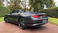 USED 2020 70 BENTLEY CONTINENTAL 4.0 V8 GTC Auto 4WD (s/s) 2dr VAT Q/MULLINER SPEC/BLACK LINE