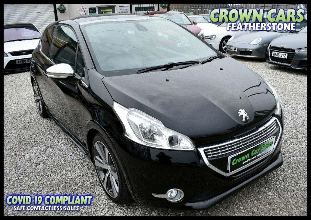 USED 2013 63 PEUGEOT 208 1.6 e-HDi XY (s/s) 3dr FREE FINANCE ELIGIBILITY CHECK